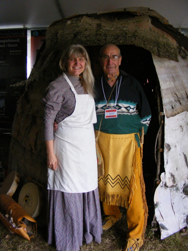 Pioneer Dress- Renfrew Co. 150th